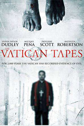 The Vatican Tapes, Movie on DVD, Horror Movies, Thriller & Suspense