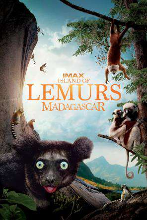 Island of Lemurs: Madagascar, Movie on DVD, Special Interest Movies, Family