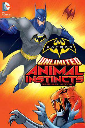 Batman Unlimited: Animal Instincts, Movie on DVD, Family