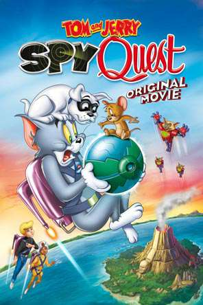 Tom and Jerry: SpyQuest, Movie on DVD, Family
