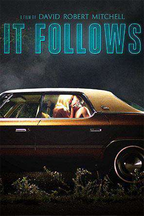 It Follows, Movie on DVD, Horror Movies, Thriller & Suspense