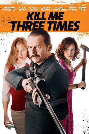 Kill Me Three Times, On Demand Movie, Action DigitalMovies, Thriller & Suspense DigitalMovies, Thriller
