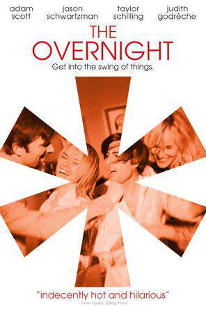 The Overnight, Movie on DVD, Comedy