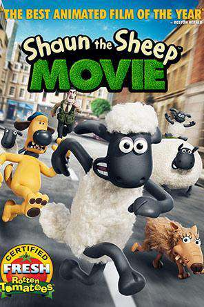 Shaun The Sheep Movie, Movie on DVD, Family