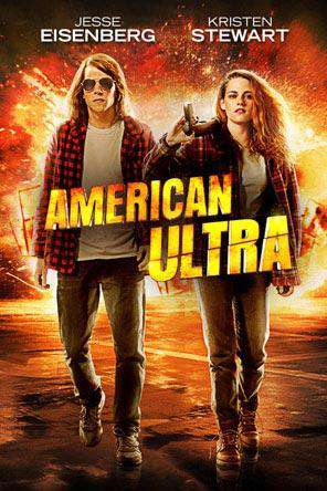 American Ultra, Movie on DVD, Action Movies, Comedy