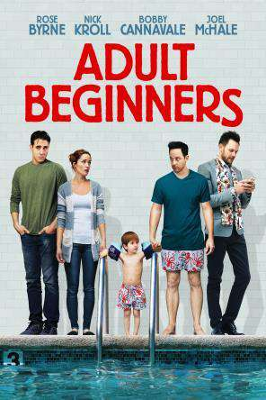 Adult Beginners, Movie on DVD, Comedy Movies, Drama