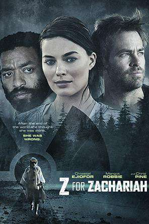 Z For Zachariah, Movie on DVD, Drama