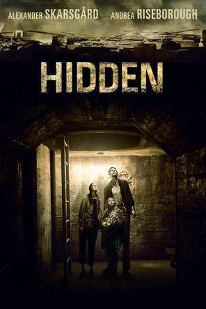 Hidden, Movie on DVD, Horror Movies, Thriller & Suspense