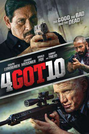 4Got10, Movie on DVD, Action