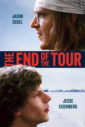 The End Of The Tour, Movie on DVD, Drama