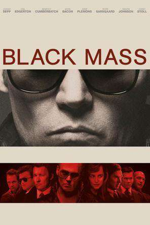 Black Mass, Movie on DVD, Drama