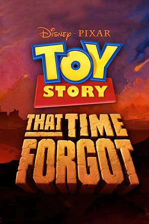 Toy Story That Time Forgot, Movie on DVD, Animated Movies, Kids Movies, Family