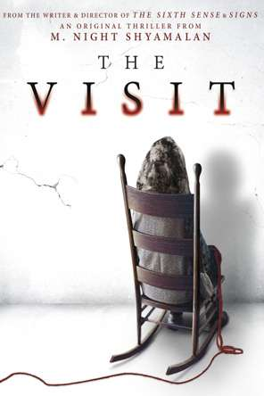 The Visit (2015), Movie on DVD, Horror