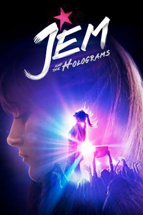 Jem and the Holograms, Movie on DVD, Drama Movies, Special Interest