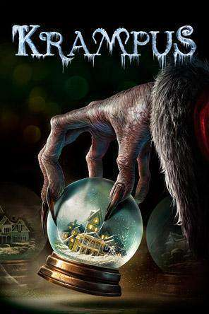 Krampus, Movie on DVD, Comedy Movies, Horror Movies, Seasonal