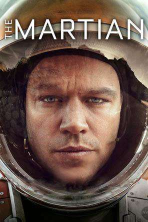 The Martian, Movie on DVD, Action Movies, Drama