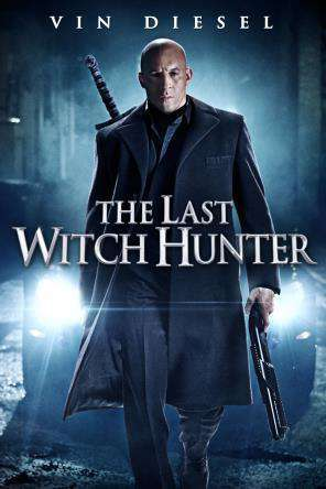 The Last Witch Hunter, Movie on DVD, Action Movies, Horror Movies, Thriller & Suspense