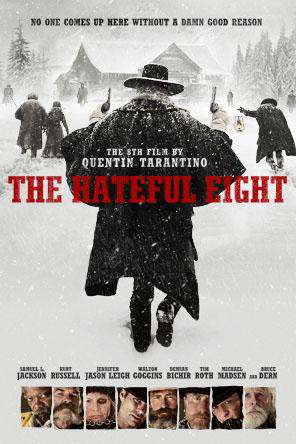 The Hateful Eight, Movie on DVD, Action