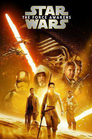 Star Wars: The Force Awakens, Movie on DVD, Sci-Fi & Fantasy Movies, Action