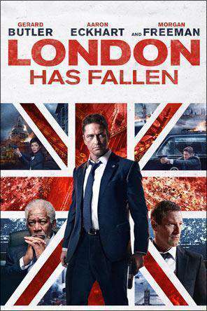 London Has Fallen, On Demand Movie, Action DigitalMovies, Drama DigitalMovies, Thriller & Suspense DigitalMovies, Thriller