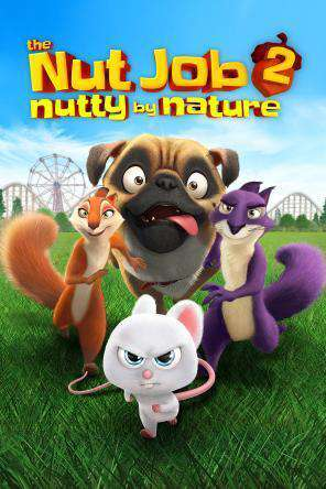 The Nut Job 2: Nutty By Nature, Movie on DVD, Family Movies, Kids