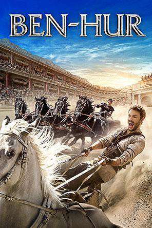 Ben-Hur, Movie on DVD, Action Movies, Drama