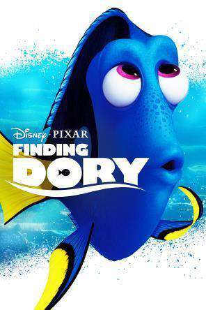 Finding Dory, Movie on DVD, Animated Movies, Family Movies, Kids