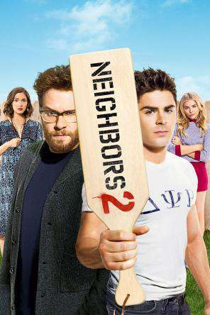 Neighbors 2: Sorority Rising, Movie on DVD, Comedy