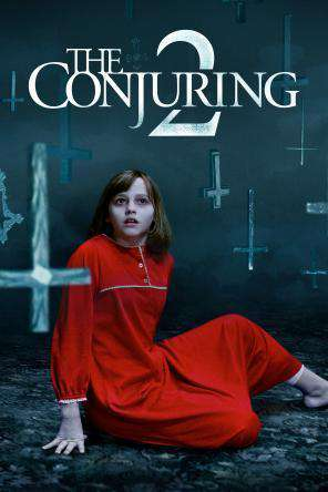 The Conjuring 2, Movie on DVD, Horror Movies, Thriller & Suspense