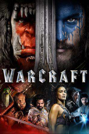 Warcraft, Movie on DVD, Action Movies, Adventure Movies, Special Interest