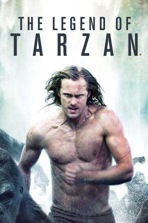 The Legend of Tarzan (2016), Movie on DVD, Action Movies, Adventure Movies, Drama