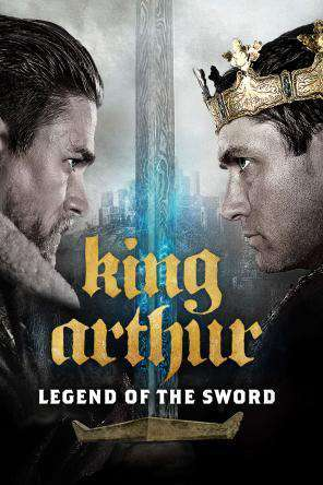 King Arthur: Legend of the Sword, Movie on DVD, Action Movies, Adventure