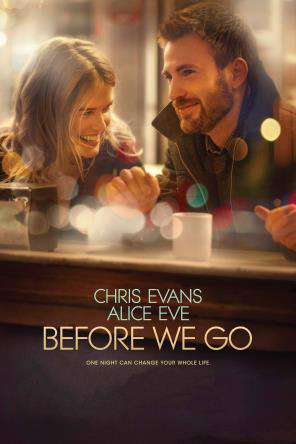 Before We Go, Movie on DVD, Comedy