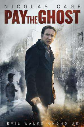 Pay The Ghost, Movie on DVD, Horror Movies, Thriller & Suspense
