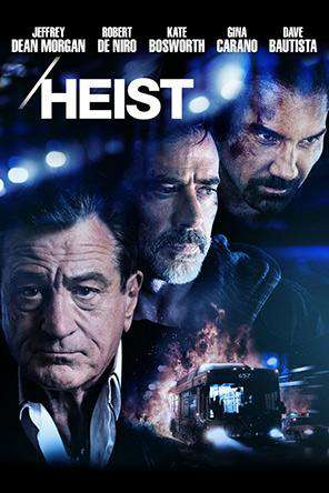 Heist, Movie on DVD, Action Movies, Thriller & Suspense