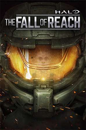 Halo: The Fall of Reach, Movie on DVD, Action Movies, Animated Movies, Sci-Fi & Fantasy
