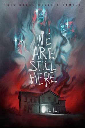 We Are Still Here, Movie on DVD, Horror Movies, Thriller & Suspense
