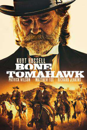 Bone Tomahawk, Movie on DVD, Action Movies, Horror Movies, Drama