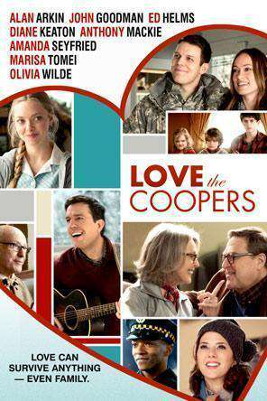 Love The Coopers, Movie on DVD, Comedy