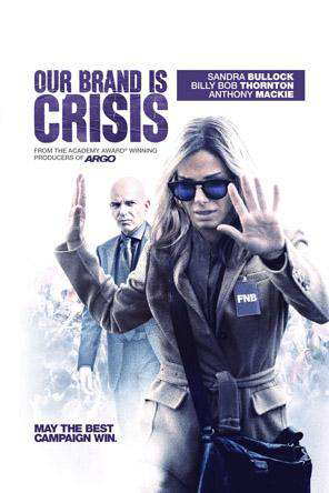 Our Brand Is Crisis, Movie on DVD, Comedy