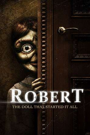 Robert, Movie on DVD, Horror