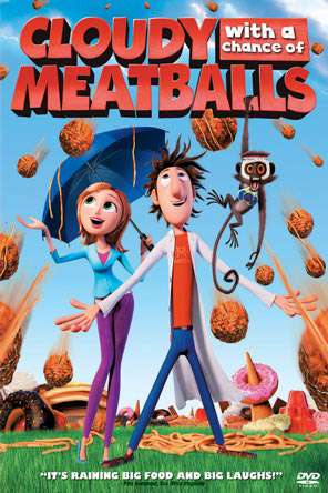 Cloudy with a Chance of Meatballs, On Demand Movie, Adventure DigitalMovies, Animated DigitalMovies, Comedy DigitalMovies, Family DigitalMovies, Kids