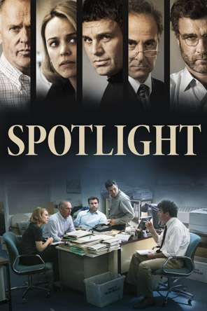 Spotlight, Movie on DVD, Drama