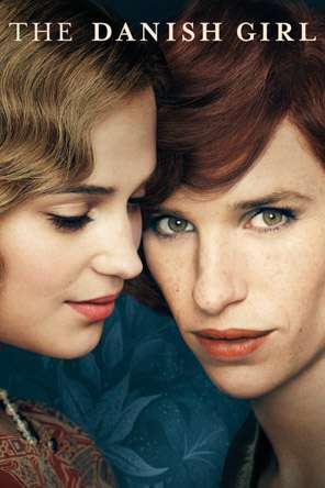 The Danish Girl, Movie on DVD, Drama Movies, Romance