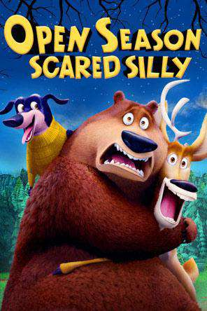 Open Season 4: Scared Silly, Movie on DVD, Family