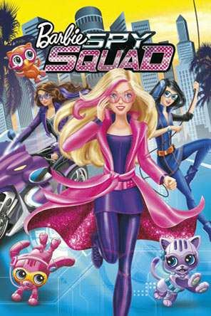 Barbie: Spy Squad, Movie on DVD, Family