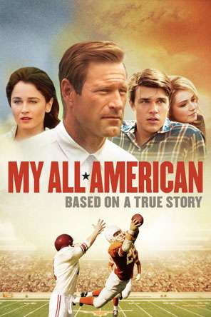 My All American, Movie on DVD, Drama Movies, Special Interest
