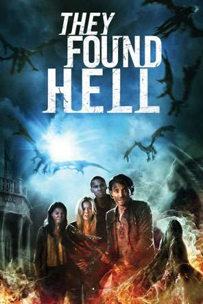 They Found Hell, Movie on DVD, Horror