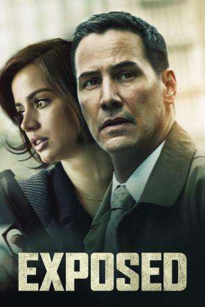 Exposed, Movie on DVD, Drama Movies, Thriller & Suspense
