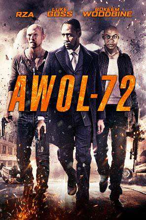 AWOL-72, Movie on DVD, Action Movies, Thriller & Suspense